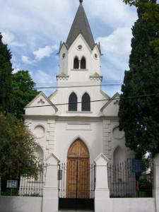 iglesia danesa de tandil hoy